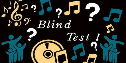Soirée Blind Test - Fête de la musique - Vendredi 21 juin - 20h