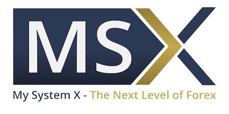MySystemX Event 2019 Frankfurt a.M. Tickets