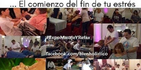 2º Expo Masaje y Relax con MultiFeria entradas