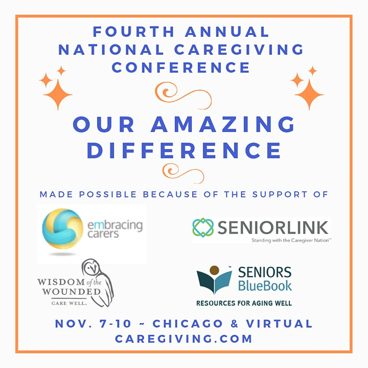 Virtual: Fourth Annual National Caregiving Conference image
