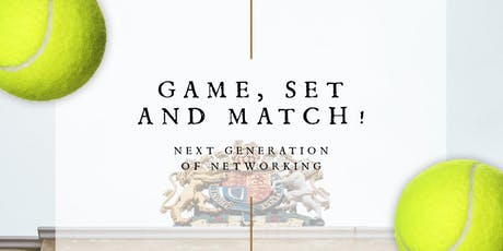 Game, set and MATCH tickets