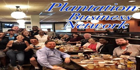 Plantation Business Network tickets