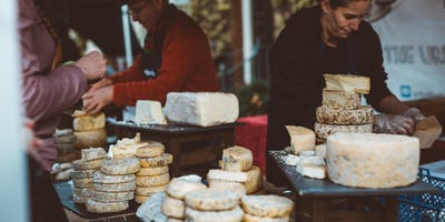 London Cheese Project 2019