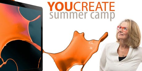 YOU CREATE CAMP tickets