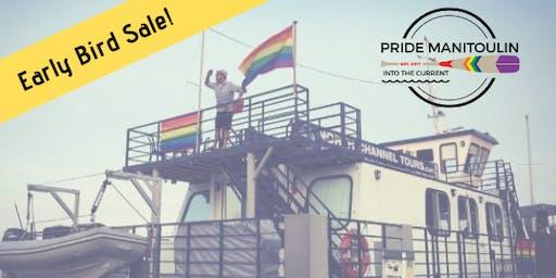 Pride Manitoulin Boat Cruise