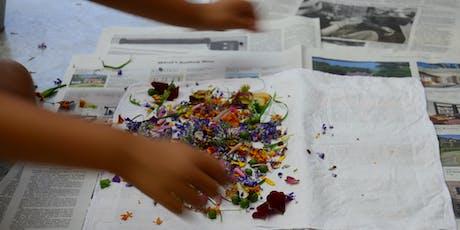 Hapa-Zome: Flower Prints tickets