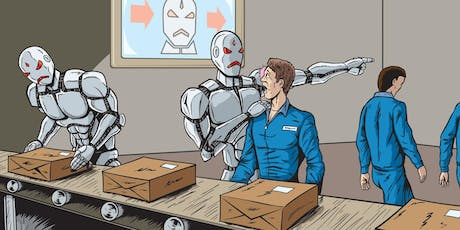 How Do I Avoid Being Replaced by a Robot? tickets