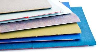 Pamphlet Book Binding Workshop