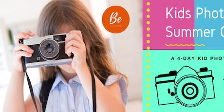 Kids Photography Summer Camp tickets