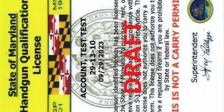 Maryland HQL At Kestone Sporting Goods tickets