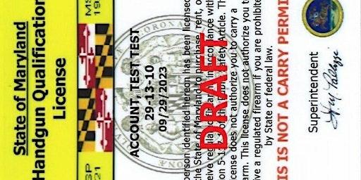 Maryland HQL At Kestone Sporting Goods