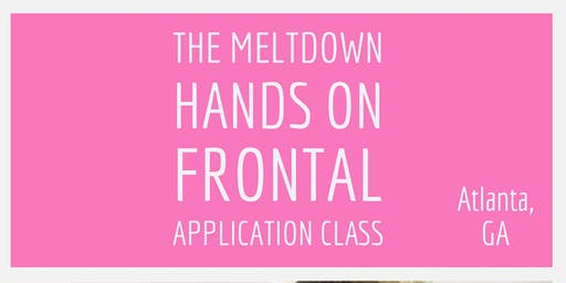 The Meltdown Hands on Frontal Application Class