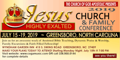 CHURCH AND FAMILY CONFERENCE