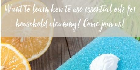 Toxic-Free Cleaning Class