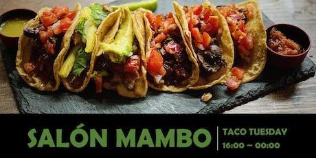 Mambo's Taco Tuesday entradas