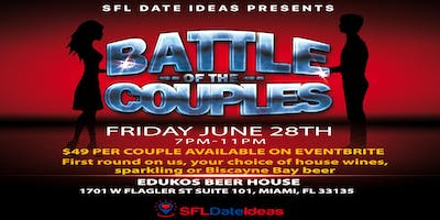 SFL DATE IDEAS Presents BATTLE OF THE COUPLES