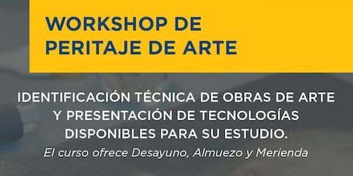 II Workshop de Peritaje de arte en INTI