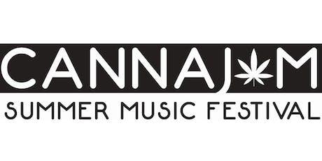 CannaJam Music Festival tickets