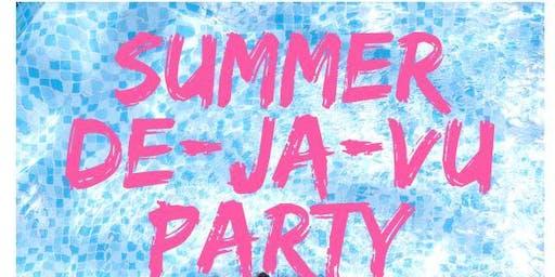 Summer De-Ja-Vu Party