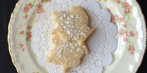 Tina's Traditional Great British Cooking Experience - June 2019 - English Shortbread