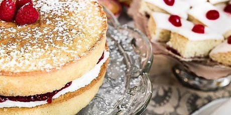Tina's Traditional Great British Cooking Experience - July 2019 - Victoria Sandwich Cake tickets