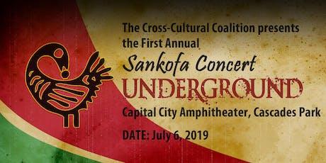 First Annual Sankofa Concert tickets