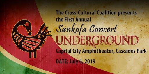 First Annual Sankofa Concert