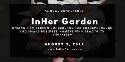 InHer Garden Conference