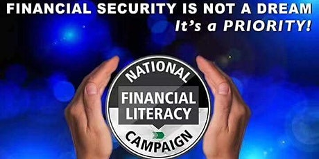 FREE FINANCIAL LITERACY WORKSHOPS tickets