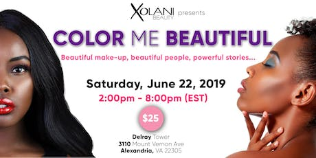 Color me beautiful tickets