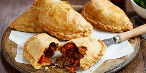 Tina's Traditional Great British Cooking Experience - October 2019 - Cornish Pasties