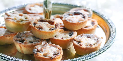 Tina's Traditional Great British Cooking Experience - November 2019 - Mince Pies