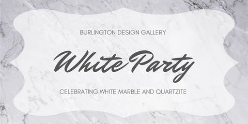 Burlington Summer White Party
