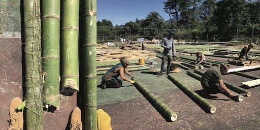 London Festival of Architecture 2019-Building a Bamboo Future in Guatemala