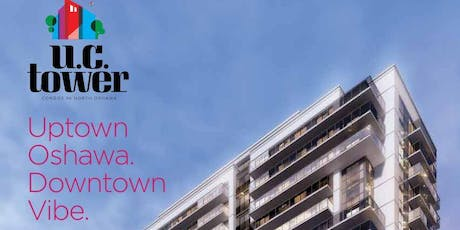 UC TOWER - Condo Pre-Construction Sales - NEW RELEASE tickets