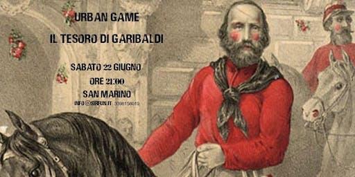 Urban Game - Il Tesoro di Garibaldi