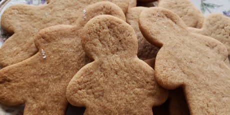 Tina's Traditional Great British Cooking Experience - December 2019 - Gingerbread tickets