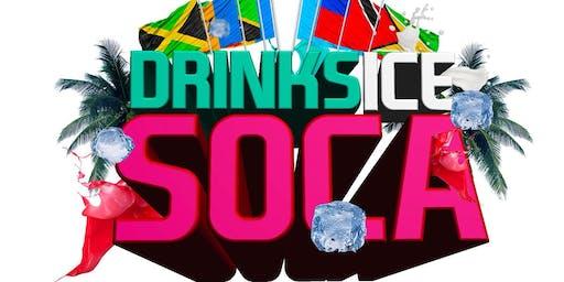 DRINKS ICE SOCA NY 2