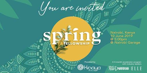 Spring Fellowship Meet-up in Nairobi