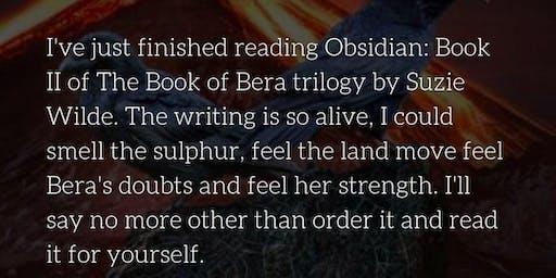 OBSIDIAN book launch