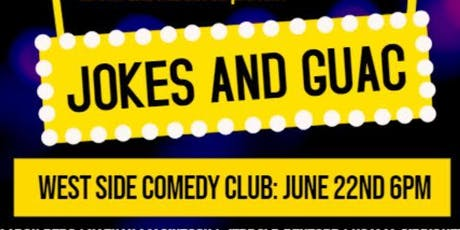 Jokes and Guac tickets