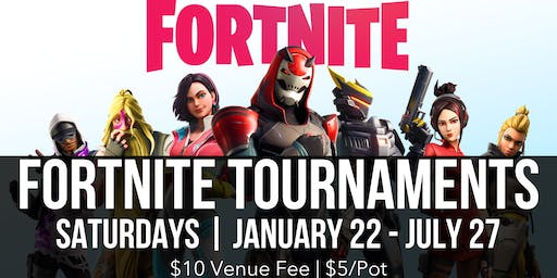 Ukatsu Weekly Fortnite Tournament