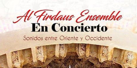 Al Firdaus Ensemble.  Festival Internacional de Música y Danza Granada FEX entradas