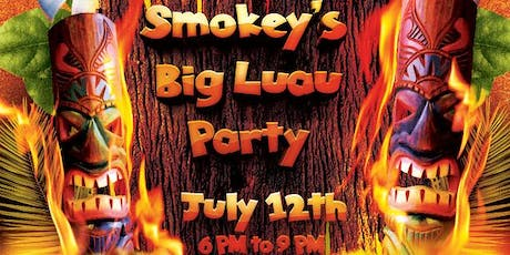 Smokey's Big Luau Party tickets