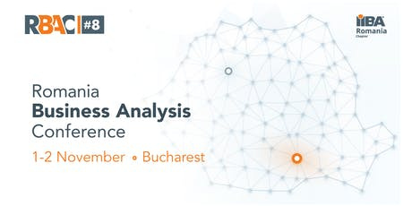 RBAC #8 Bucuresti 1-2 November 2019 tickets