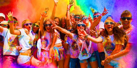 Holi Color Fest Parque Naucalli tickets