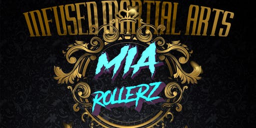 Mia Rollerz X Combat