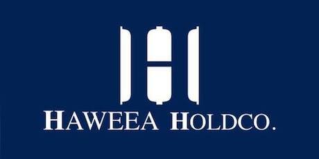 Haweea Convention ingressos