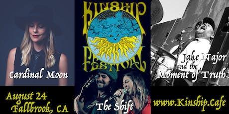 Kinship Festival 2019 tickets