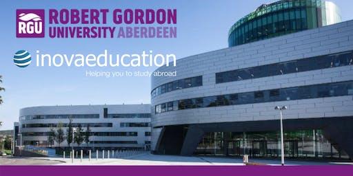 Estudia Petróleo, Gas y Energía en la Universidad de Robert Gordon en Aberdeen - sesión informativa, también en línea